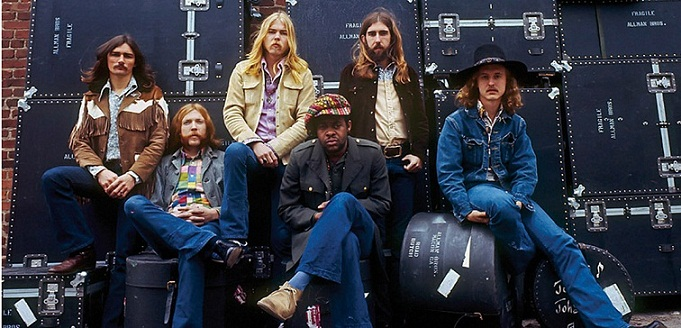 Daftar Album dan Judul Lagu The Allman Brothers Band