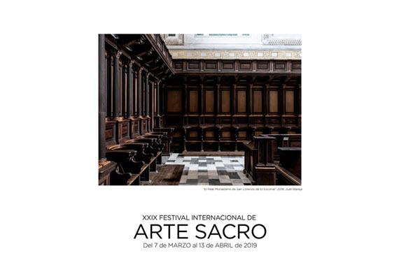 Programación del Festival Internacional de Arte Sacro 2019 con 60 ...