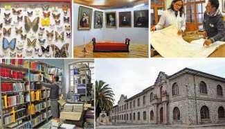 Museos De Quito Museo Herbario Mariposario Aurelio