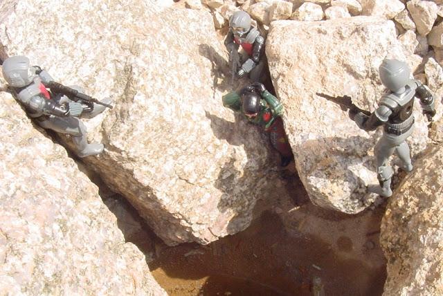 1985 Cobra Eel, 2004 Night Force Beach Head, Ranger