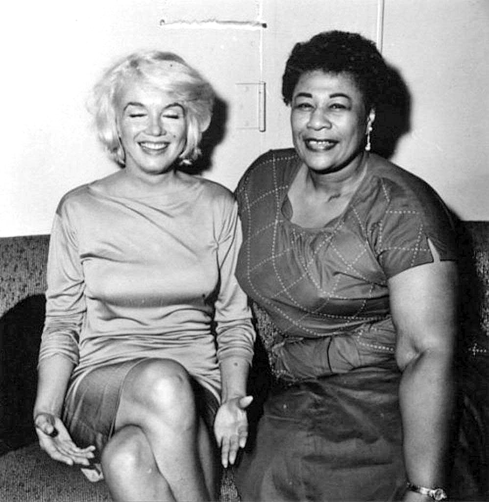 Diversity is beautiful: Ella & Marilyn