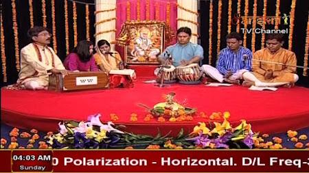 Frekuensi siaran Sanskriti TV di satelit Intelsat 20 Terbaru