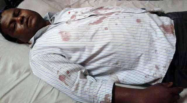 Clashes between disputes over land dispute in Kurigram Nageswari