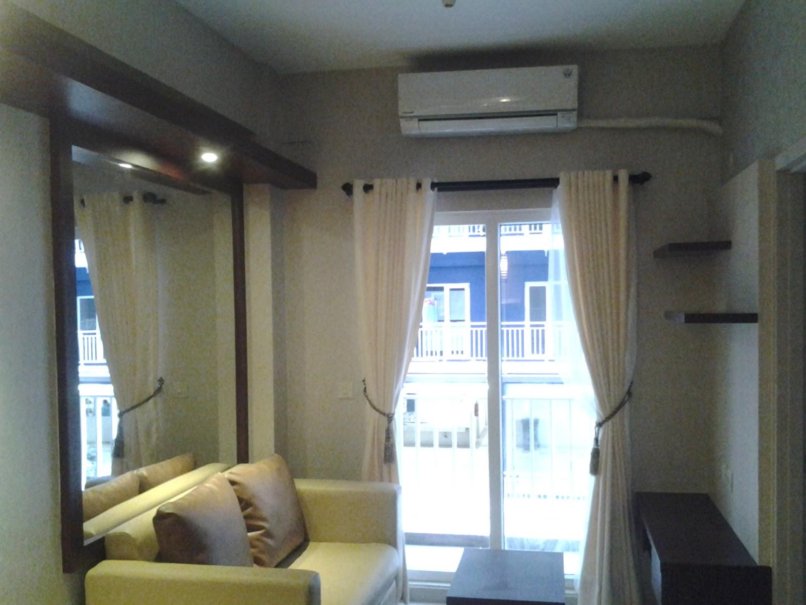 CV TRIDAYA INTERIOR Design Interior Apartemen Sentra Timur Residence