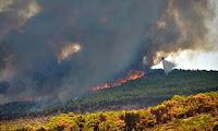 Δύο νέες εστίες πυρκαγιάς στη Ζάκυνθο