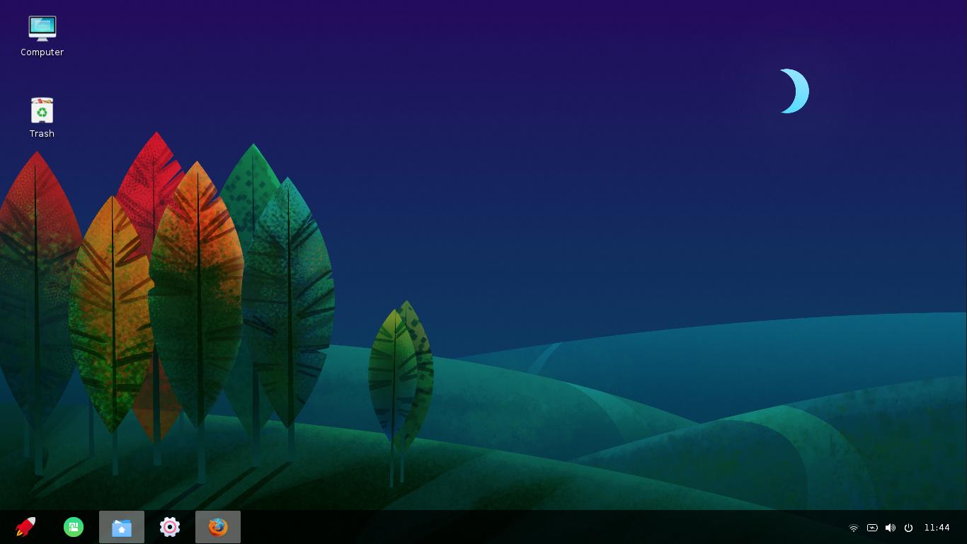 Install Deepin Desktop Environment on Archlinux