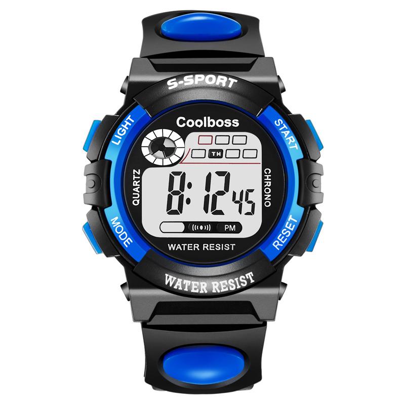 Amazon. Com: boys and girls sport watch,50m waterproof digital.