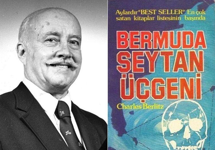 Charles Berlitz'in Bermuda Üçgeni adlı kitabı, o dönemin en çok satılan kitaplarından biri olmuştu.