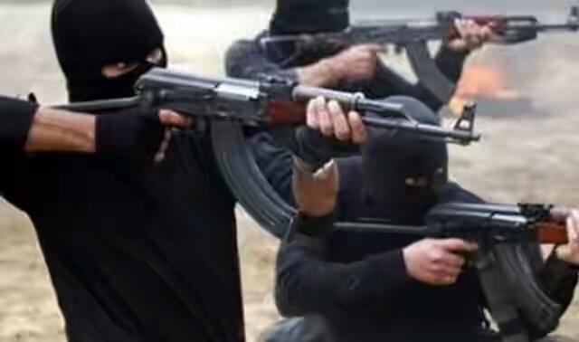 Gunmen shoot priest in Lagos Catholic church