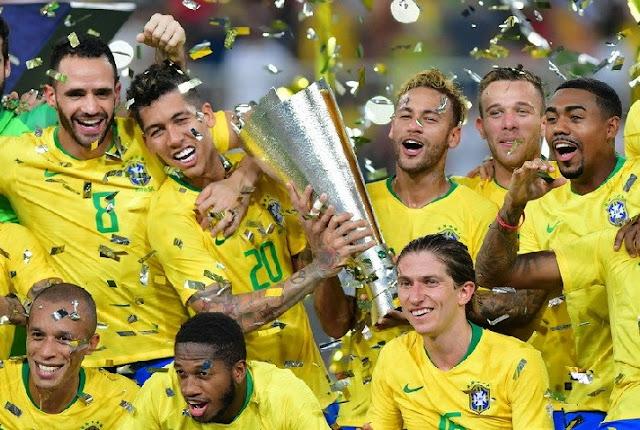 Tite Sebut Brasil Memang Pantas Menang atas Argentina
