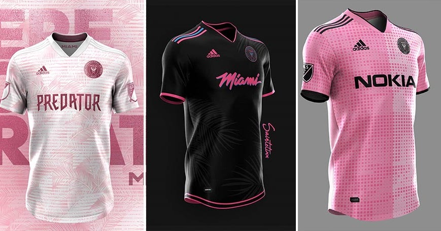 Round Up Top 3 Adidas Inter Miami Cf Concept Kits Footy