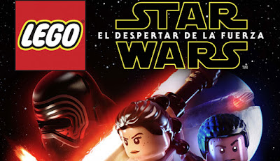 Lego, Star Wars, Lego Star Wars sale para PlayStation 4, Xbox One y PC, videojuegos