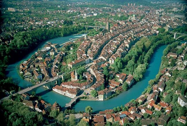 Switzerland river