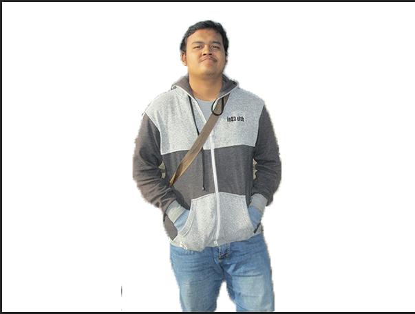 Membuat Effect Baju Menjadi Transparan di Photoshop
