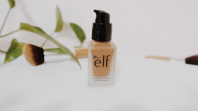 ELF Flawless Foundation review