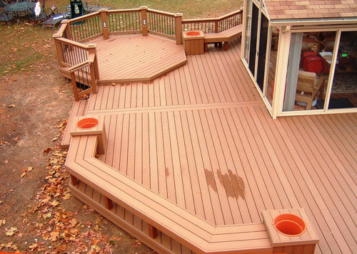 Wood Deck Constructions Several Tips On How To Build Wood