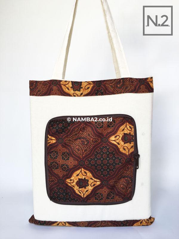 Tas Lipat Batik Murah Souvenir Promosi