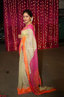Anu Emanuel Looks Super Cute in Saree ~  Exclusive Pics 005.JPG
