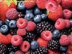 Brain Foods To Boost Memory - Antioxidant berries
