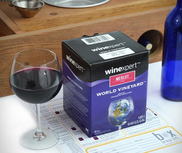 Home Winemaking Kit