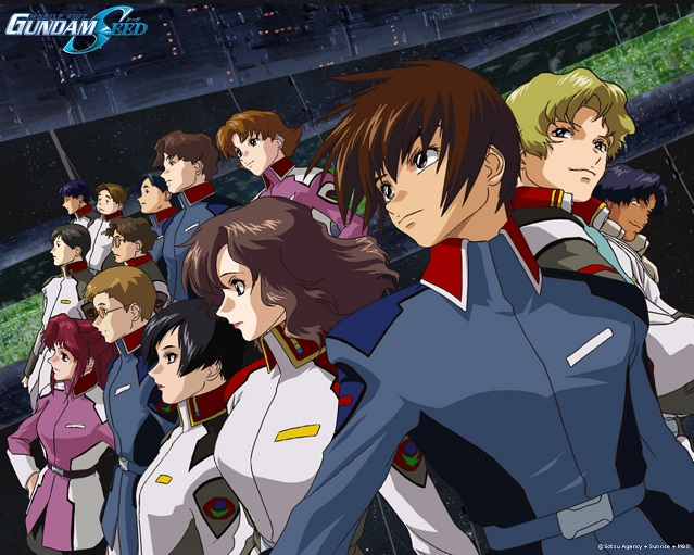 Gundam SEED Re-dub Announces New Casts for Archangel Crew