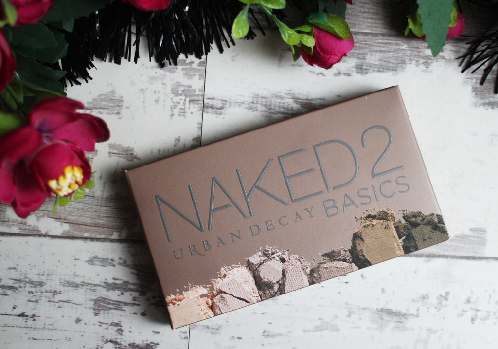 Urban Decay Naked Basic 2 Eyeshadow Palette