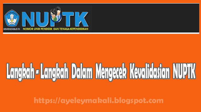 http://ayeleymakali.blogspot.co.id/2016/12/langkah-langkah-dalam-mengecek.html