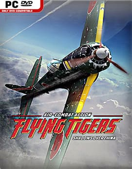 Flying Tigers - Shadows Over China Jogos Torrent Download capa
