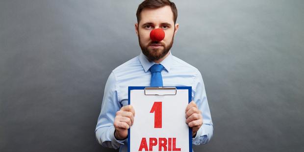 April Fool's terrible history