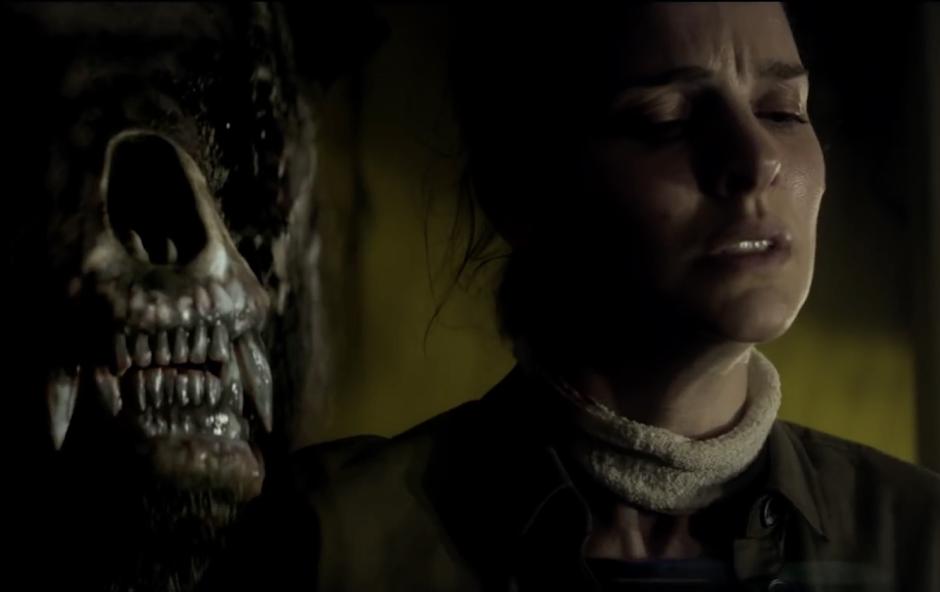 """Criaturas surgem no 2º trailer da sci-fi """"Aniquilação"""", com Natalie Portman"""