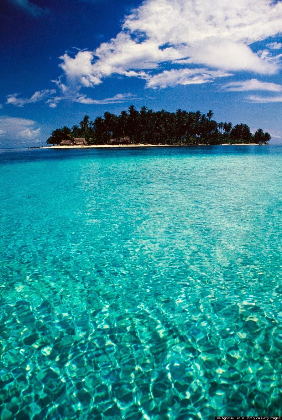 Dog Island, San Blas, Panama