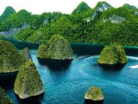 Paradise in Raja Ampat