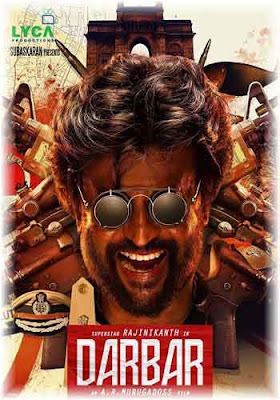 Darbar 2020 Hindi Movie Pre-DVDRip Poster