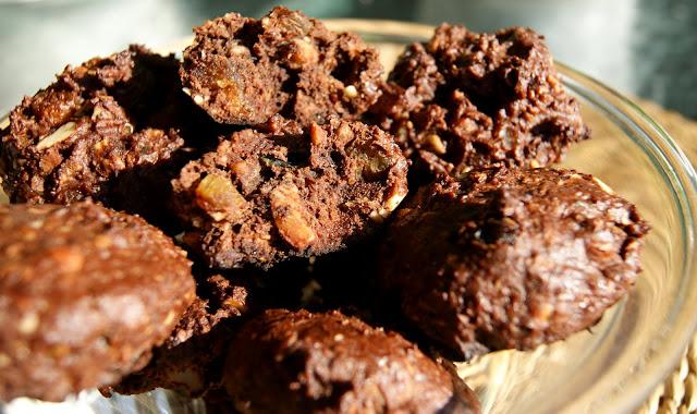 ciastka z czekolada