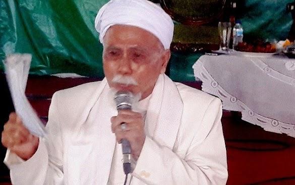 Tensi Politik Naik! KH Abdullah Muchith Ajak Kiai-Habaib 'Mengadu ke Langit'