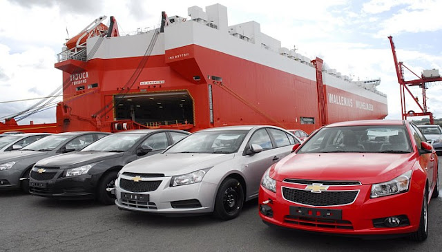 FG Losses Revenue On Cars Import To Cotonou Port