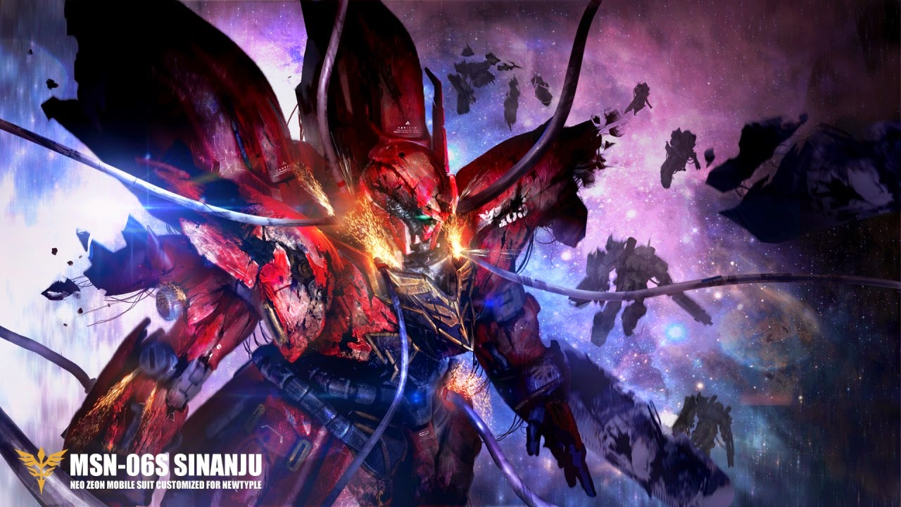 Fanart: Awesome Gundam Wallpapers by thedurrrrian