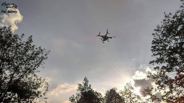 Dron Kielce Mielec Licencjonowany pilot UAVO VLOS usługi fotografia filmowanie z drona
