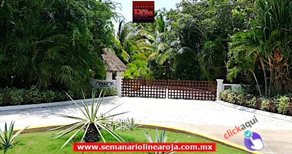 Reportan robo violento en hotel de la Riviera Maya