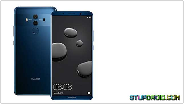 How to Install twrp Recovery Root Huawei Mate 10 Pro