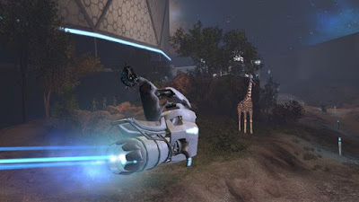 تحميل لعبة Goat Simulator Waste of Space