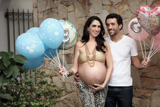 fotos marcantes da gravidez
