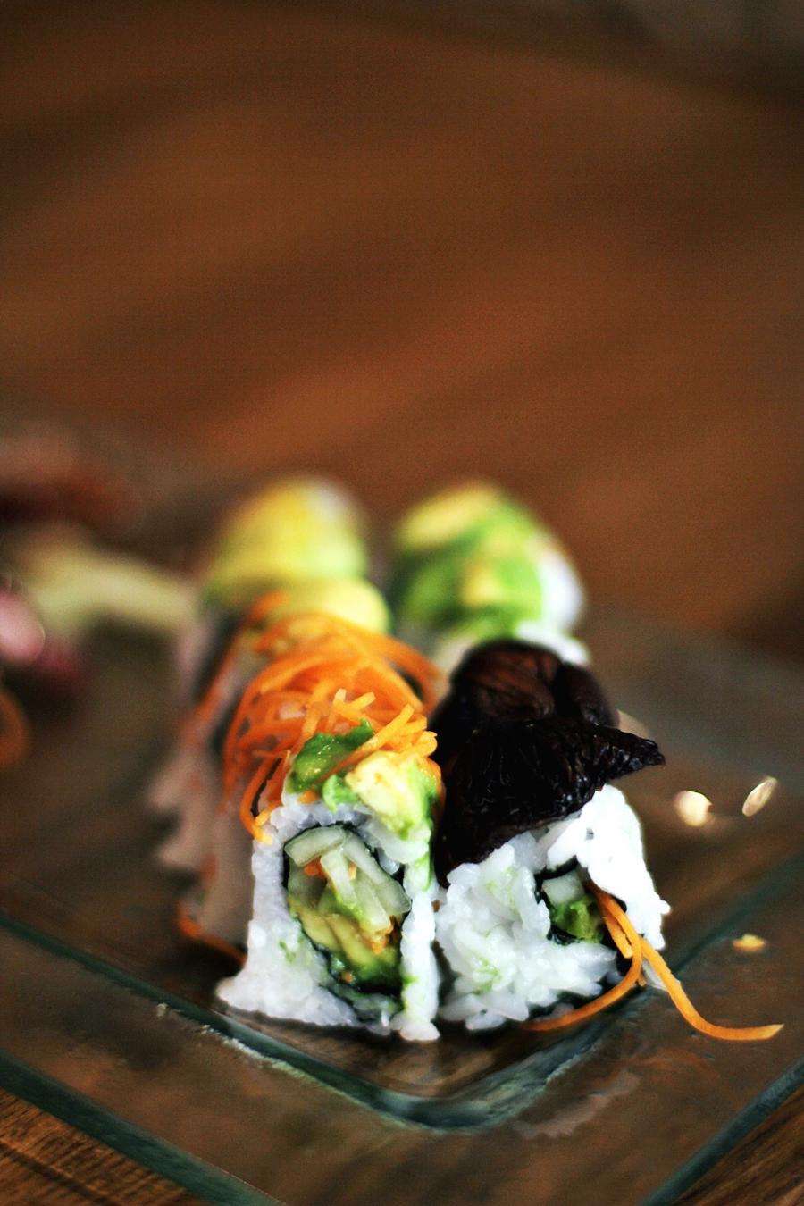 vegan roll tofu sushi miami kone