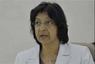 Navanetham Pillay to submit report on Sri Lanka to UNHRC