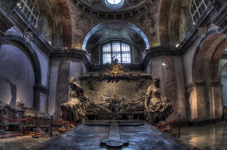Cripta Imperial de los Habsburgo | Grecia