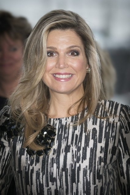Queen Maxima Presents The Prince Bernhard Culture Price 2015