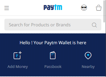 Paytm account create