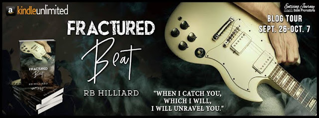 Fractured Beat Blog Tour