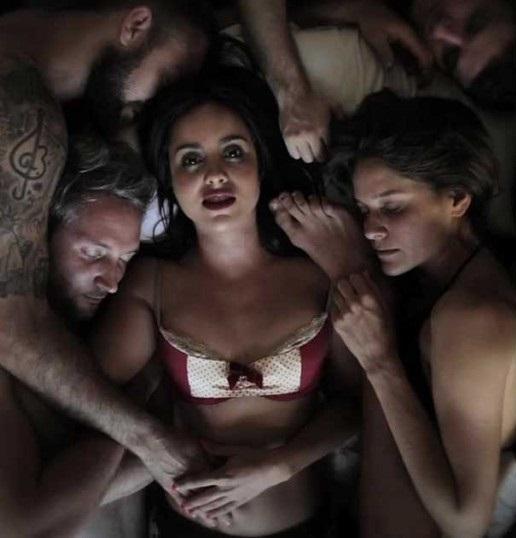 Νέος ομαδικό σεξ