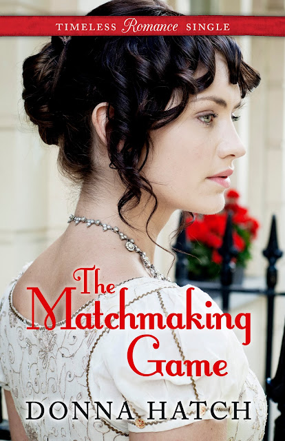 Cover Reveal: THE MATCHMAKING GAME
